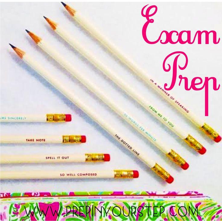 Prep In Your Step: Exam Prep