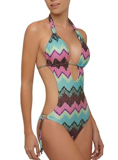 Ocean Snake Bathing Suit by OndadeMar Bathingsuits