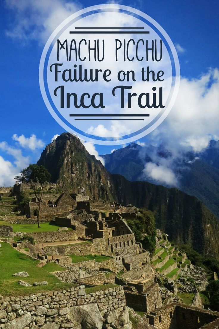 air max 90 patch Hiking the Inca Trail to Machu Picchu is a bucket list item  We didn  39 t get to cross it off our list  Here  39 s our story of failure on the Inca Trail