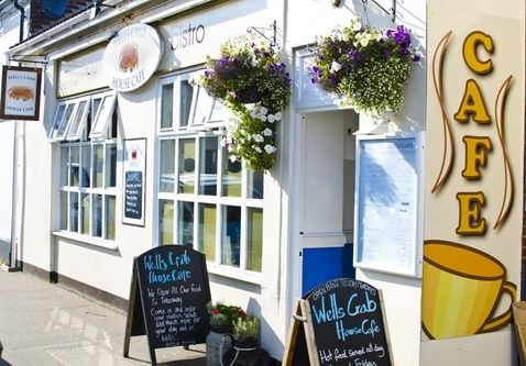 Wells Crab House Cafe - want to try this place this summer