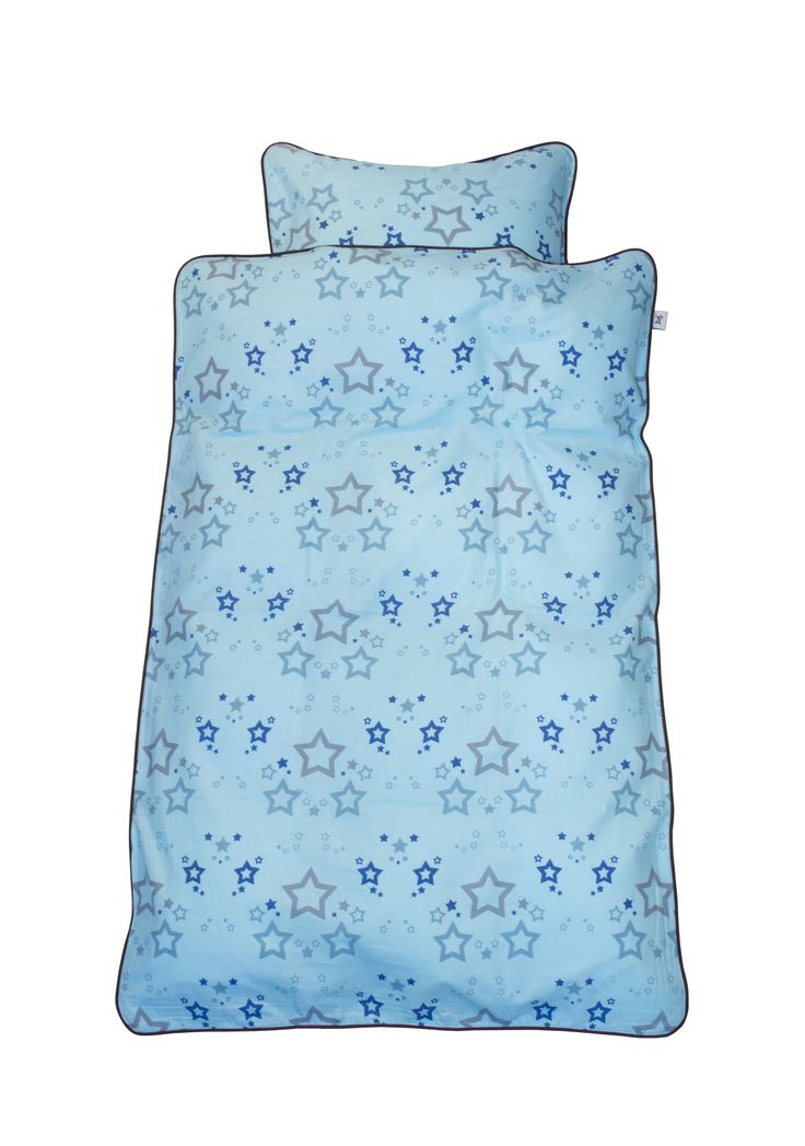 Star boy bed linen. See it at. www.gaiaogko.dk