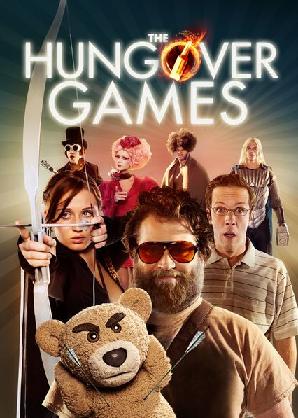 The Hungover Games -