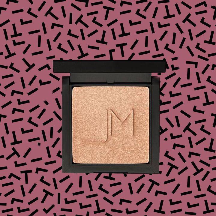 Best Highlighter: Jay Manuel Beauty Filter Finish 3D Illuminator   - Best In Black Beauty 2017: The Makeup Products That Truly Work For Us