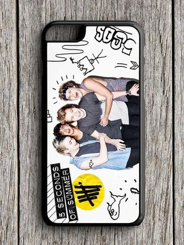 5seconds Of Summer Stereo iPhone 6 Case