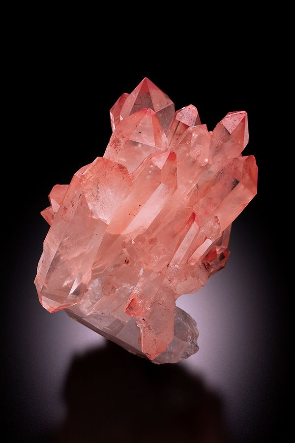 Quartz with Iron Oxide