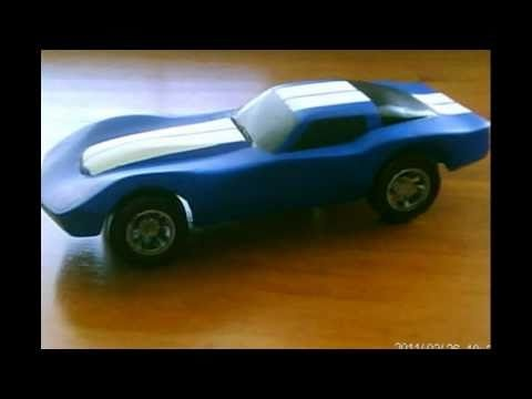 1192 best ideas about pinewood derby cars on pinterest for Pinewood derby corvette template