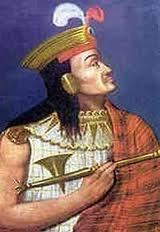 """1533, en Cajamarca, el Inca Atahualpa está de rehén, ha sido capturado meses antes, el 15 de Noviembre de 1532, ha caído por confiado en una celada, su poderoso ejercito de miles de guerrero no interviene por miedo a que le hagan daño a su señor, al """"hijo del sol""""."""