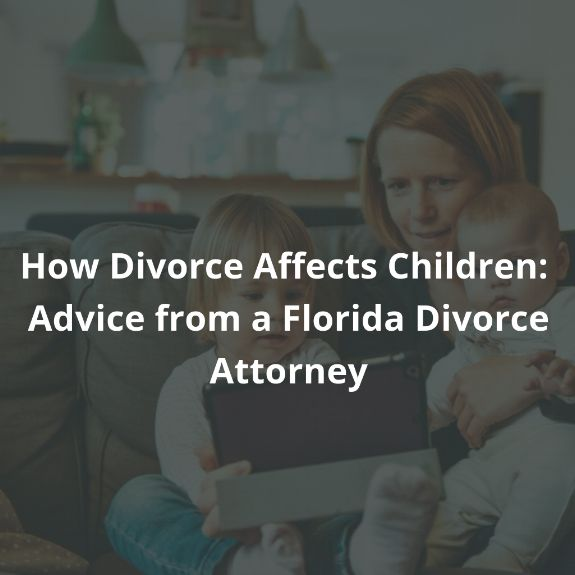 Thousands of kids experience the stress of divorce each year. How they react depends on their age, personality, and the circumstances of the separation and divorce process.