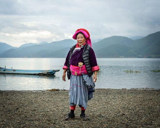 The matriarchs of the Mosuo (in progress) : Karolin Klüppel