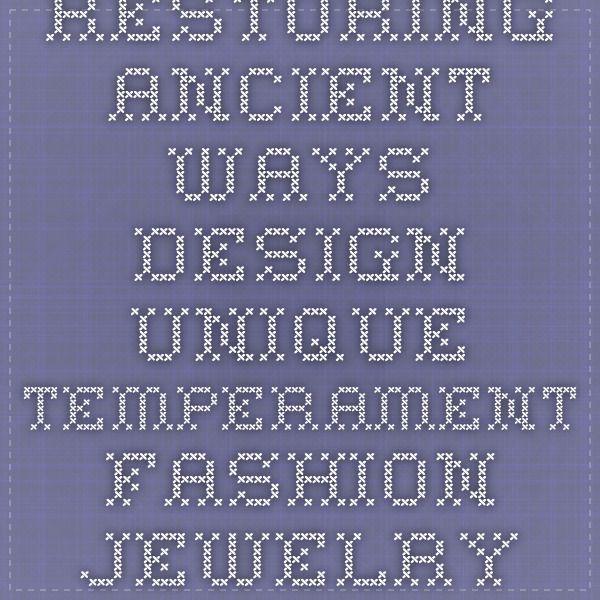 Restoring ancient ways design unique temperament fashion jewelry pendant multi-layer crystal necklace – Easy Faishon