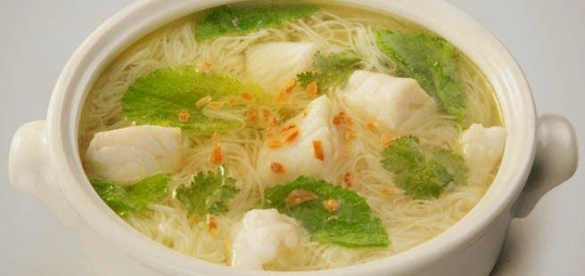 Resep Membuat Sup Ikan Misoa