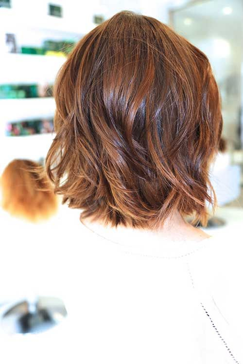 soft layers in the back