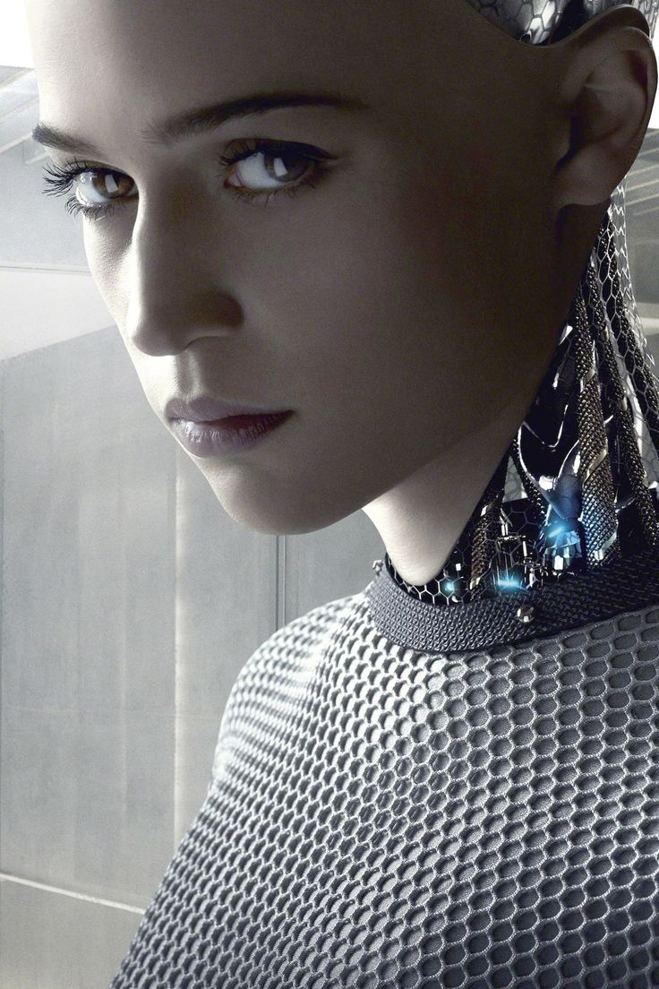 Ex Machina, 2014. An artificial intelligence movie which centers around the character Domhnall Gleeson while he spends the holiday at his the vacation home of his boss. Unsuspecting of anything out of the ordinary, Domhnall is coerced into taking part in an experiment in which the those involved must evaluate the range of human qualities and capabilities of the AI robot- Ava. It is a chilling look at Artificial Intelligence technology. #AI #movie