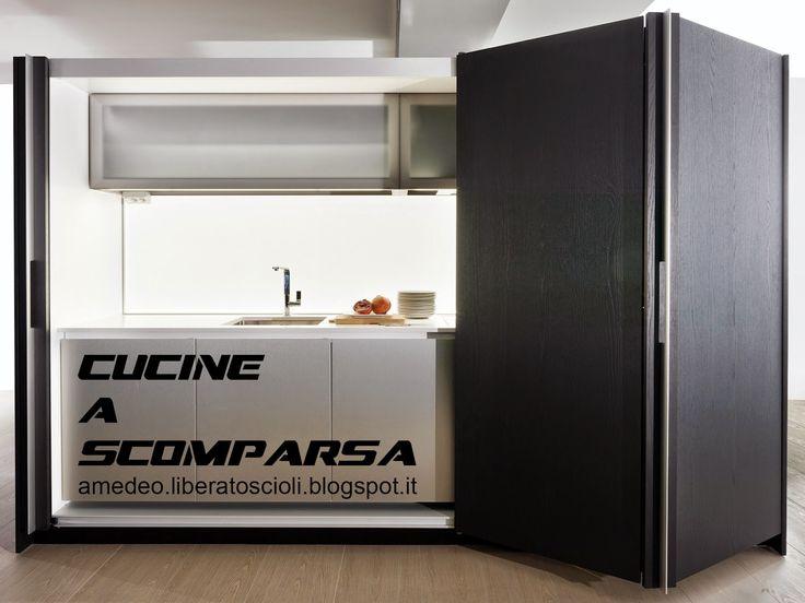Le cucine a scomparsa sono delle cucine compatte che hanno - Cucine compatte a scomparsa ...