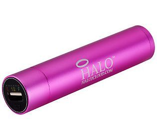 HALO 2800mAh Pocket Power Universal Portable Back up Battery