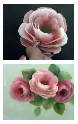 Stroked Roses with Susan Abdella, Art Apprentice Online