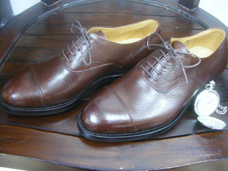KOKON FactoryMade「406」ショルダーチョコ #gloucesterroad #KOKON #shoes #yokohama
