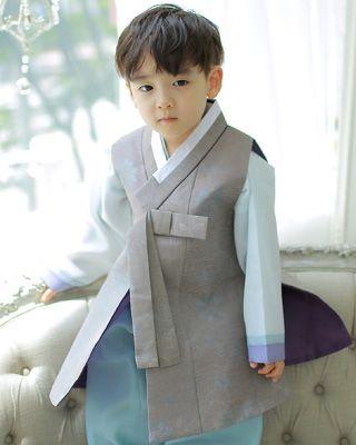 남아한복(BOY HANBOK.男童韩服 )