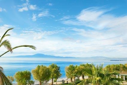 Floxenia, endless beach