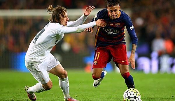 Primera Division: Wechsel-Versprechen zwischen Neymar und Real Madrid?