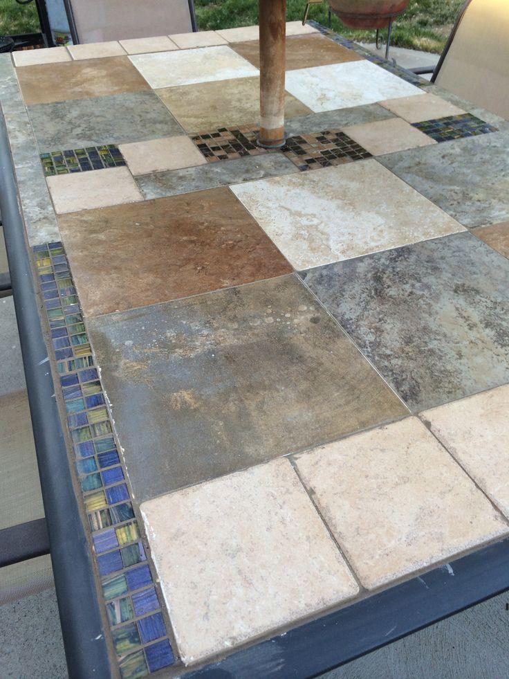 Outdoor Decorative Tiles The 25 Best Leftover Tile Ideas On Pinterest  Inside Kitchen
