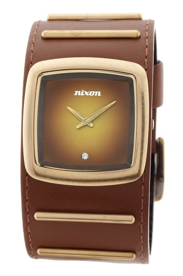 17 best images about watches tag heuer and nixon the duke men s antique brown watch