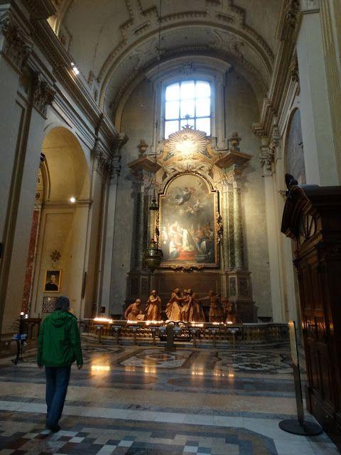 Emotional Treasurer: Cattedrale di San Pietro (Bologna)