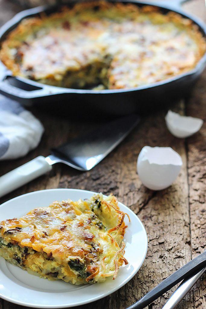 La quiche réinventée...un excellent petit-déjeuner - Recettes - Recettes simples et géniales! - Ma Fourchette - Délicieuses recettes de cuisine, astuces culinaires et plus encore!