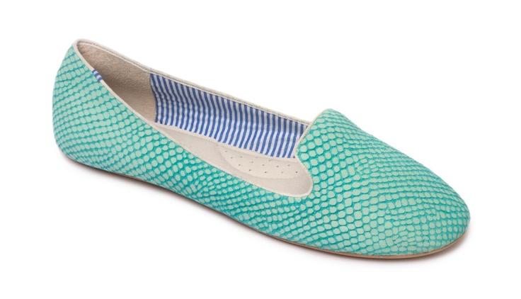 Lizzette Turquoise Python