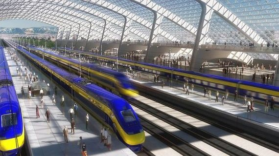 California High-Speed Rail No. 3—Let's Hear From the Chairman - James Fallows - The Atlantic