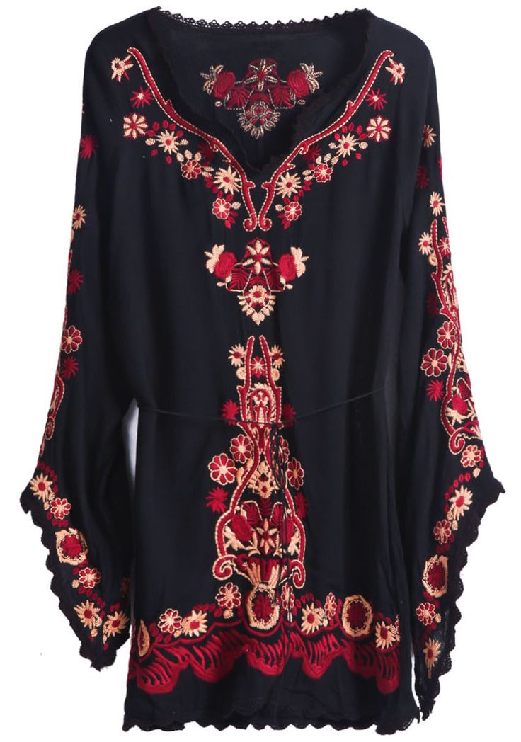 Embroidery Blouse.