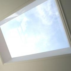 Glass roofs allow 2.5 times more natural light to enter a building than vertical windows!