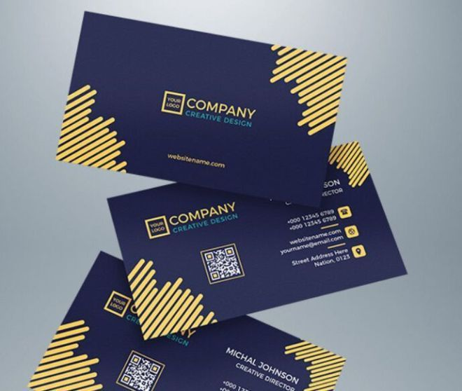 Free Floating Business Card Template For Illustrator Titanui Business Card Mock Up Business Card Template Card Template