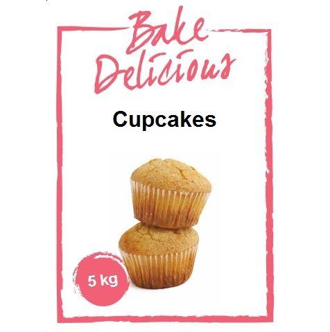 Bake Delicious Mix voor Cupcakes