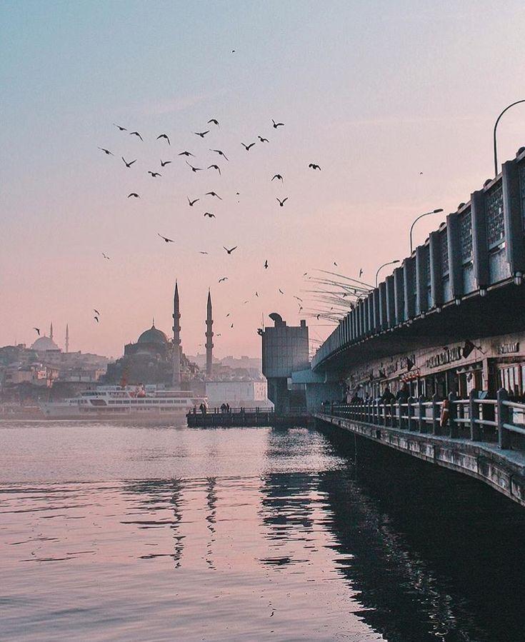 Galata Köprüsü, Istanbul Turkey – #Galata #ista…