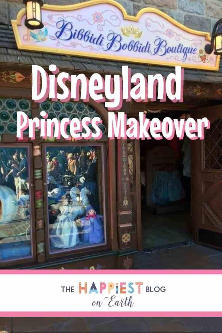 Disneyland Princess Makeovers With Images Disneyland Princess