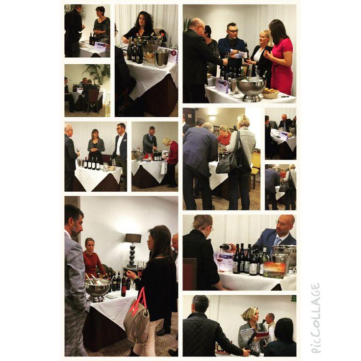 Start Workshop International Wine Traders Warsaw #warsaw #HotelLeRegina #poland #wine #vino #market #italianwine #red #white #sparkling  #Varsavia #Iwt2015 #me #instagood #instawine #instawork #instapic #wein #instagram #tasting