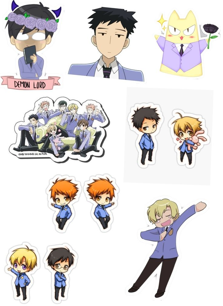 Pin by carissa on sticker sheets anime stickers host