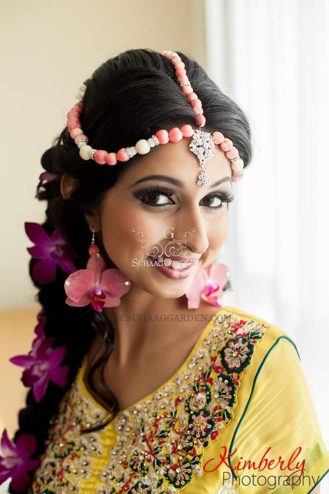 Mehndi Flower Jewelry Mississauga : Best images about floral jewellery for mehndi on