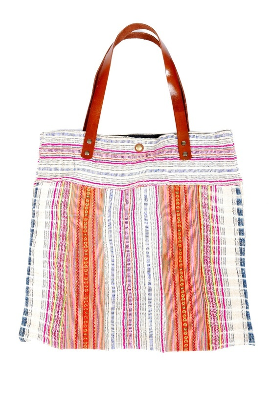 Tote Bag - Iris Love by VIDA VIDA