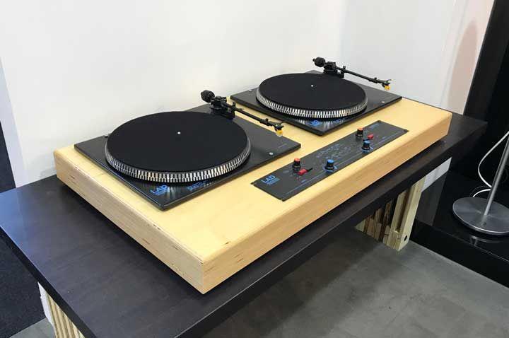 Consolle Piatti LAD DJ
