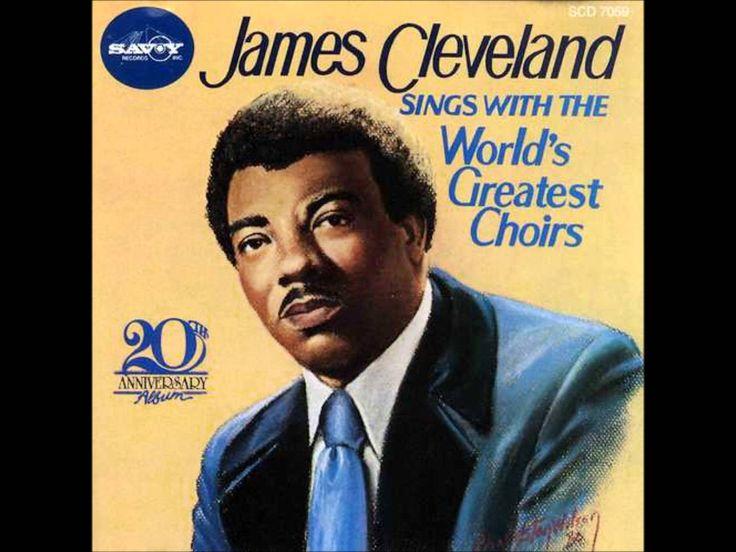 GOD HAS SMILED ON ME-REVEREND JAMES CLEVELAND (+playlist)