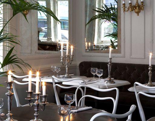 KETTNER'S Restaurant and Champagne Bar, 29 Romilly Street, Soho, London W1D 5HP.