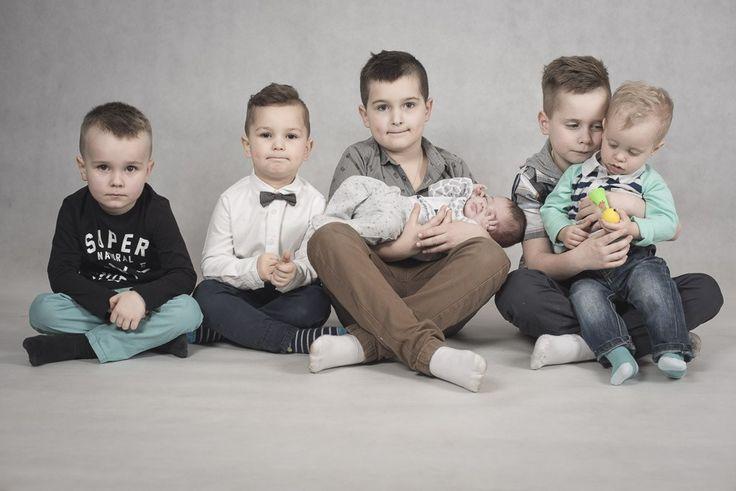Fotografia Dziecięca Rzeszów - Rodzina