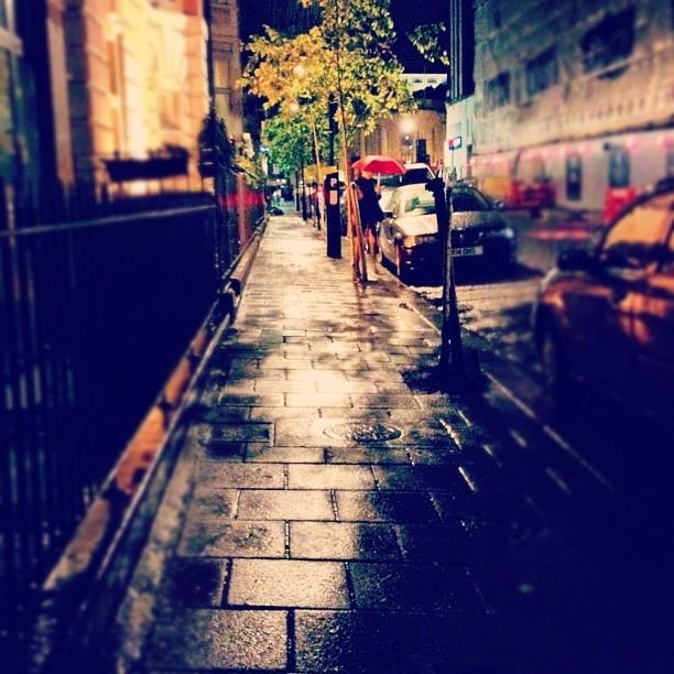 #london #rain #reflection #red #ignation #iguk - @roon88- #webstagram: Places To, Rain Reflection, Band Poster, Neat Things, Ignation Iguk, Instagramyourcity London, London Rain