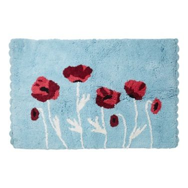 duck-eggCarolyn Donnelly Eclectic Tufted Bath Mat