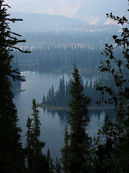 Horseshoe Lake at Denali National Park, Alaska http://www.lj.travel/home.cfm #legendaryjourneys