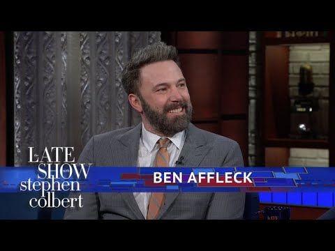 Бен Аффлек признался, что воровал бэтаранги на съёмках «Лиги справедливости» | FatCatSlim | Сайт для настоящих гиков