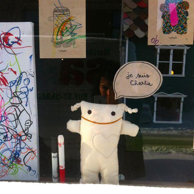 blablablog - le blog de Bulle César pour raplapla à Montréal