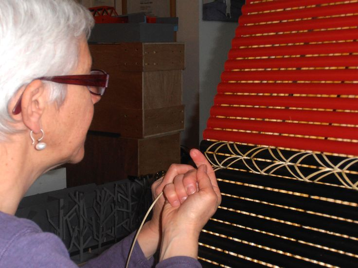 tukutuku weaving - Google Search